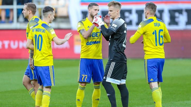 Fortuna 1 Liga: Miedź Legnica – Arka Gdynia. Transmisja w Polsacie Sport