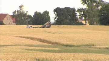Katastrofa polskiego myśliwca. Pilot nie przeżył