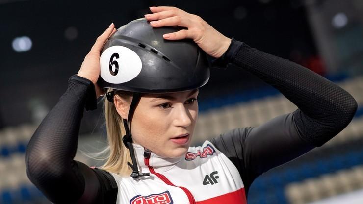 PŚ w short tracku: Trzecie miejsce Maliszewskiej na 500 m w Montrealu