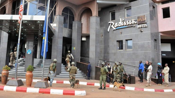 W ataku na hotel w Mali zginęło 21 osób