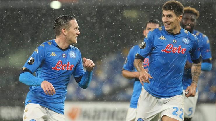 Serie A: Kara dla Napoli uchylona. Mecz z Juventusem zostanie rozegrany