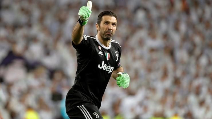Buffon nie kończy kariery