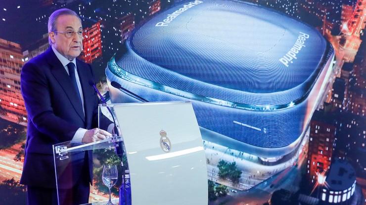"""Superliga: """"Florentino Perez liczył na kasę, kasę i jeszcze raz kasę"""""""