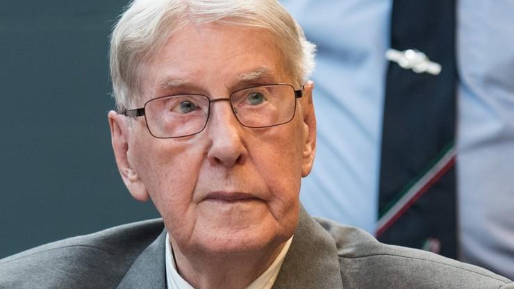 5 lat więzienia dla byłego strażnika z Auschwitz