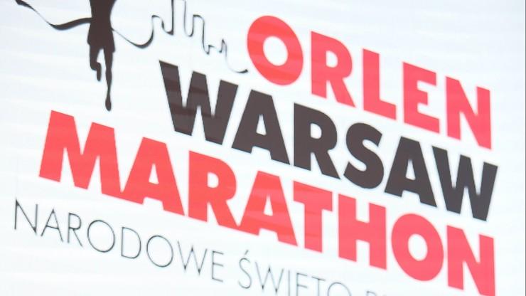 Orlen Warsaw Marathon: Kilkanaście tysięcy osób w niedzielnych biegach