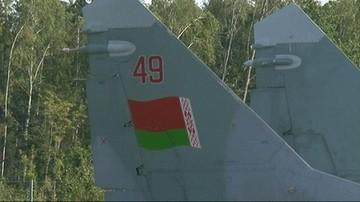 """""""Próba wywołania konfliktu na Białorusi przez siły fikcyjnych państw"""". Zaprezentowano scenariusz manewrów Zapad'17"""