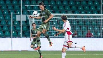 LM: Malarz bronił, Nikolić strzelił. Legia pokonuje mistrza Słowacji