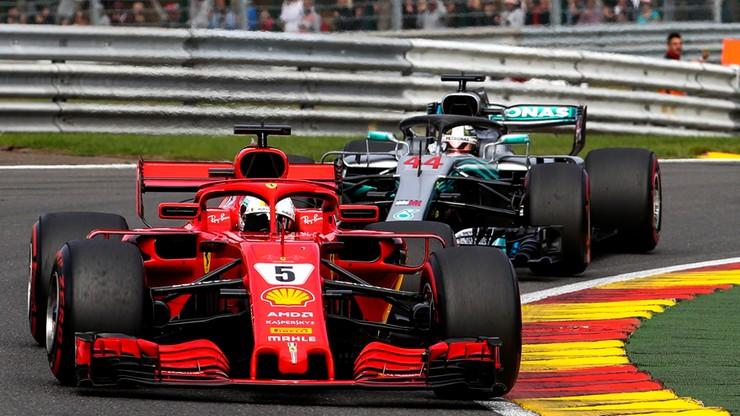 Formuła 1: Vettel wygrał Grand Prix Belgii