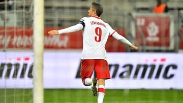 Lewandowski: Widzę sporo pozytywów. Było ich dużo więcej, niż we wcześniejszych meczach