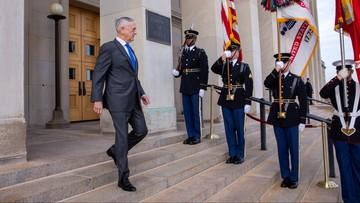 Rzecznik Pentagonu: rozkaz wycofania amerykańskich wojsk z Syrii został podpisany
