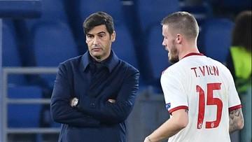Trener AS Roma stracił trzy zegarki warte 100 tysięcy euro