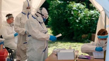 Koronawirus: w Polsce 1027 chorych i 16 zmarłych w weekend