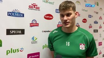 Mateusz Poręba: Teraz spróbuję sił na tle doświadczonych graczy