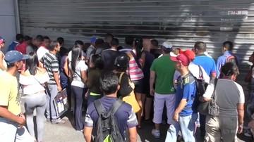 Głód w Wenezueli. Giną zwierzęta z zoo, gatunki pożerają się nawzajem