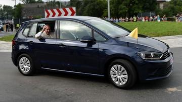 Wylicytuj golfa papieża Franciszka. Papieski volkswagen idzie pod młotek