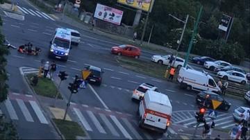 Poznań: tramwaj potrącił 8-latka. Chłopiec nie żyje