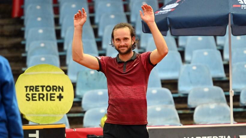 Pekao Szczecin Open: Paweł Ciaś w ćwierćfinale