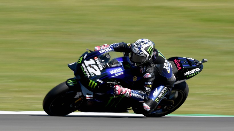 MotoGP: Vinales zawieszony za dziwne zachowanie w ostatnim wyścigu