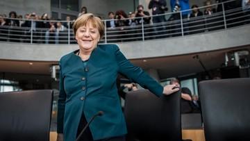 Merkel: reelekcja Tuska  będzie znakiem stabilności dla UE