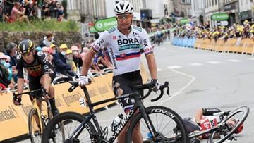 Tour de France: Słynny kolarz wycofał się z wyścigu. Teraz zmiana grupy?