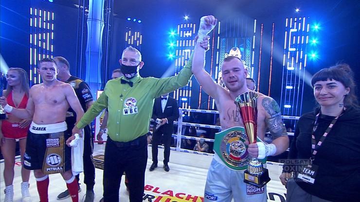 Polsat Boxing Night 10: Stanioch pokonał Talarka i sięgnął po pas