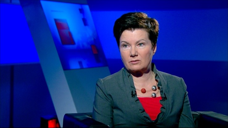 """Hanna Gronkiewicz-Waltz o agentach CBA w stołecznym ratuszu. Dziś w """"To był dzień"""""""