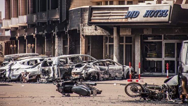 Rośnie liczba ofiar zamachu na hotel w Burkina Faso