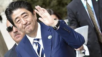 """""""Presja, nie dialog"""". Trump i Abe za zaostrzeniem sankcji wobec reżimu Korei Płn."""
