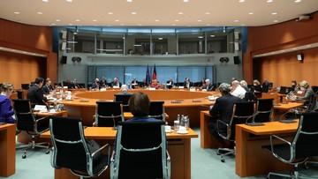 """Niemiecki rząd pracuje... zdalnie. Nawet 85 proc. urzędników w """"trybie domowym"""""""