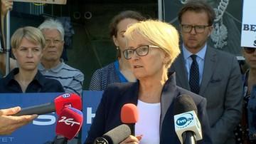 Sędzia Beata Morawiec cofa swój pozew