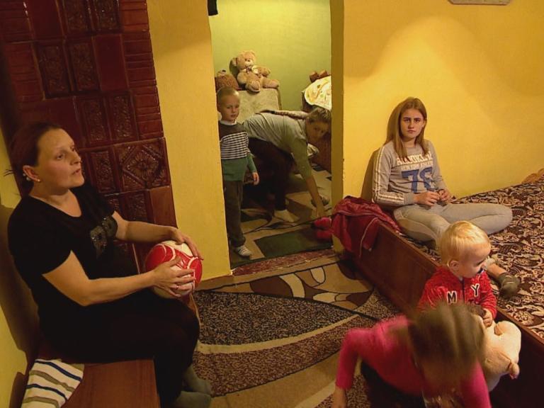 Trudne życie polskiej rodziny na Ukrainie. Brakuje na jedzenie i ubrania