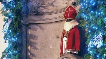 Belgijscy muzułmanie bronią krzyża na czapce św. Mikołaja