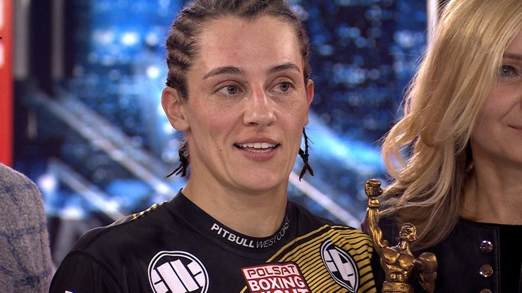 Ewa Piątkowska przed Polsat Boxing Night: Mam w swojej karierze dwa cele