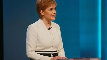 Szkoci mogą zapobiec Brexitowi - szefowa szkockiego rządu