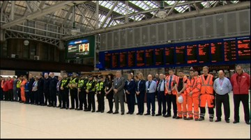 Minuta ciszy w Londynie. Brytyjczycy oddali hołd ofiarom zamachu