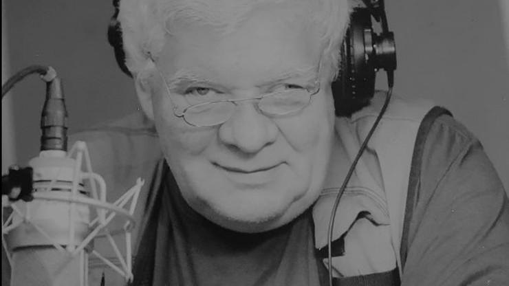 Tomasz Knapik nie żyje. Lektor filmowy i telewizyjny miał 77 lat