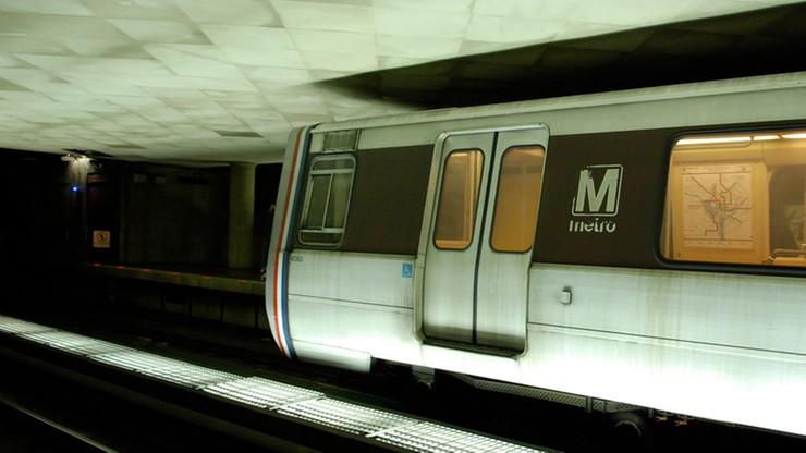 Waszyngtońskie metro zamknięte. Awaria kabla w pobliżu Białego Domu