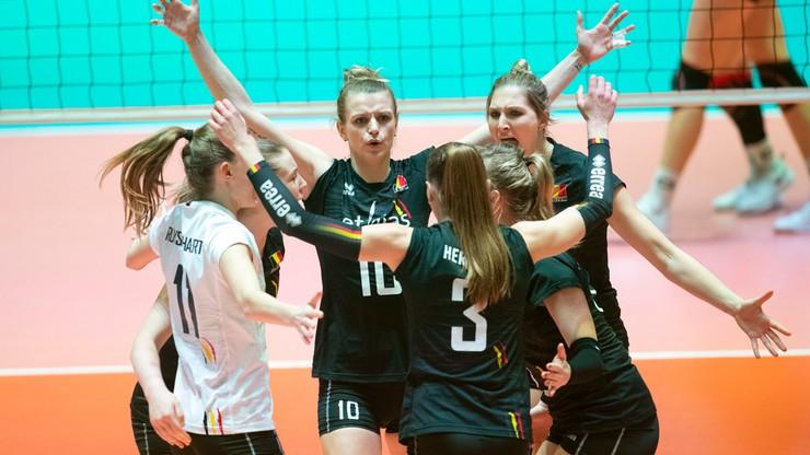 Kwalifikacje olimpijskie siatkarek: Turcja - Belgia. Transmisja w Polsacie Sport