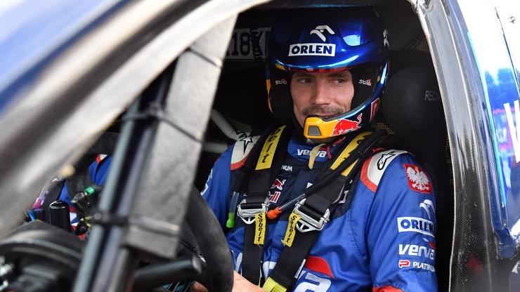 Jakub Przygoński wciąż czwarty, koniec Dakaru dla Macieja Giemzy