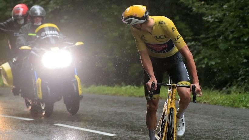 Tour de France: Team Bahrain Victorious podejrzany o doping!