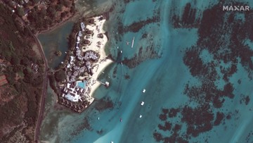 Jeszcze gorzej na Mauritiusie. Tankowiec przełamał się, wyciekły kolejne setki ton ropy