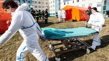 Kobieta z podejrzeniem koronawirusa uciekła z przychodni w Katowicach