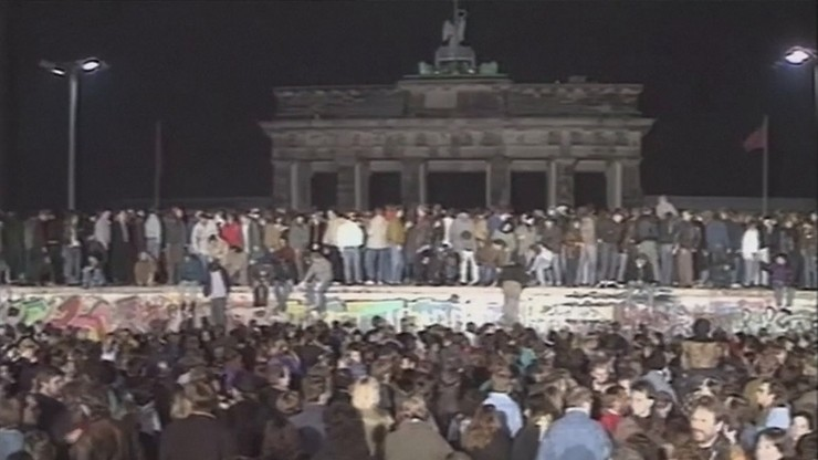 """Prezydent Duda: pamiętam Reagana, który wołał w Berlinie """"panie Gorbaczow, zburz pan ten mur"""""""