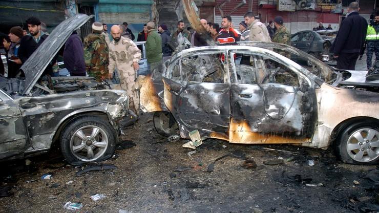 19 osób zginęło w wybuchu samochodu pułapki w Syrii
