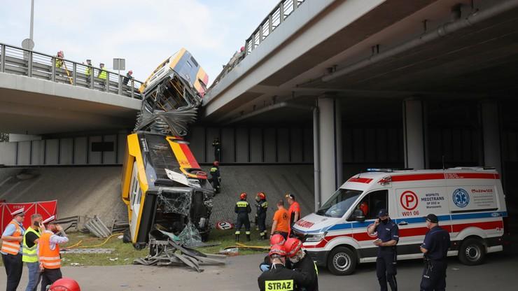 Jak często dochodzi do wypadków w stolicy?