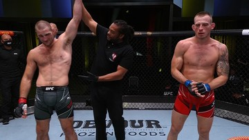 UFC: Krzysztof Jotko gorszy od Seana Stricklanda. Zwycięska passa Polaka przerwana