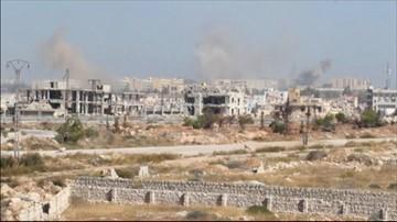 Rozejm w Aleppo nie umożliwił ewakuacji ani dostarczenia pomocy