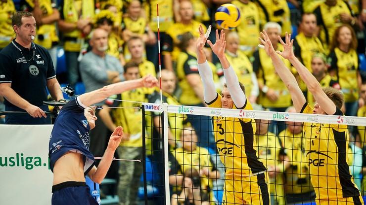 PlusLiga: Pierwsze zwycięstwo mistrzów Polski