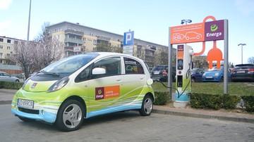 Energa uruchomiła usługę wynajmu samochodów elektrycznych
