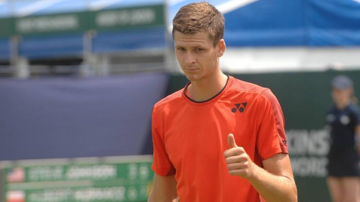 Piątek z polskim tenisem. Pięć, może nawet siedem meczów w USA